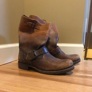 Frye Wyatt boots